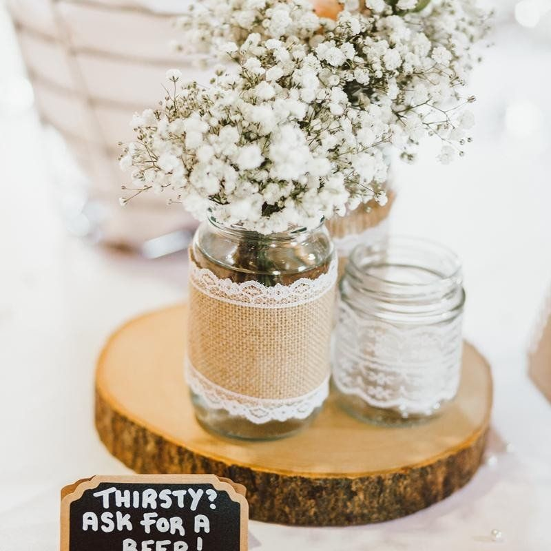 Used Rustic Wedding Decor For Sale Beautiful 1pc Diy Wooden Crafts Log Sheet Vintage Wood Wedding Table Decoration Centerpieces Diy Handcraft Wood Tag Rustic We