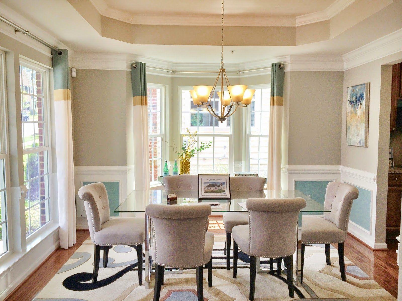 Ryan Homes Build Ernest Hemingway Dining Room Home