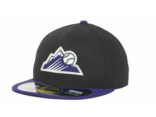promo code best authentic outlet store sale Colorado Rockies New Era MLB Diamond Era 59FIFTY Cap Hats at Lids ...