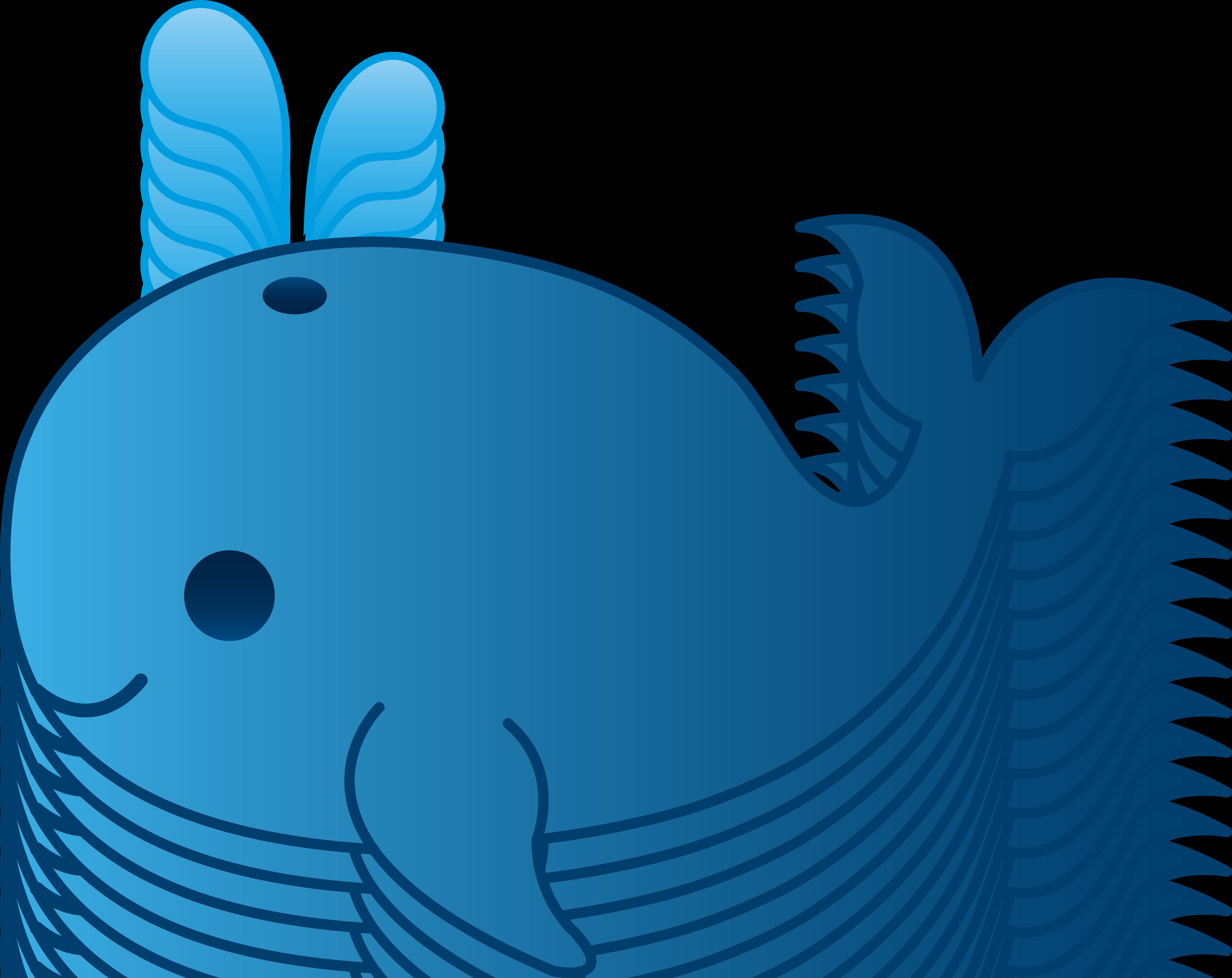 medium resolution of cartoon whale clipart clipartfest