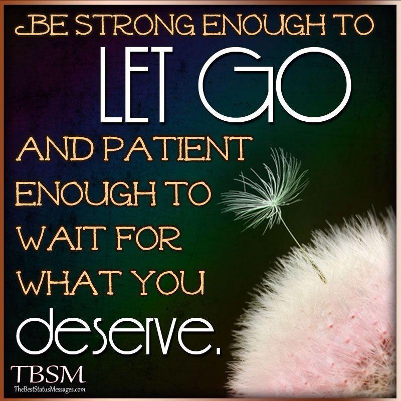Let it go ❤️