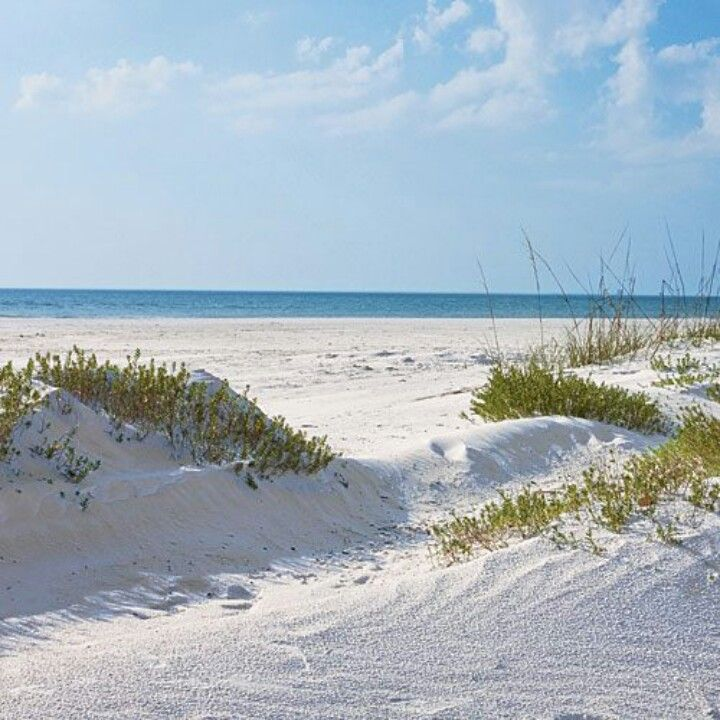 Beautiful Places In Florida To Stay: Beautiful Beach In Sarasota, Florida. Go To Www