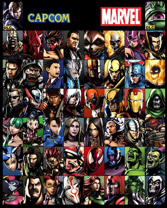 Ultimate Marvel vs Capcom 3 N2 by KaiosDymenshin.deviantart.com on @DeviantArt