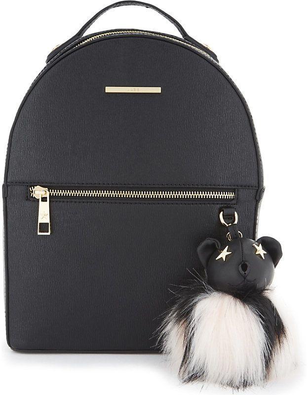 8041dbc1dfd ALDO Adraolla faux-leather backpack. Afflink.