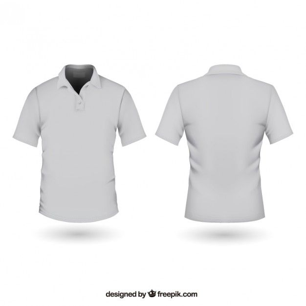 Download Polo Shirt Free Vector Polo Shirt Free Shirts T Shirt Design Template