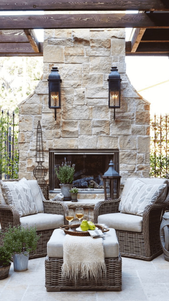 Ideas For Outdoor Fireplace Designs Kits And Plans See Modern Diy Outdoor Fireplaces With Outdoor Fireplace Plans Diy Outdoor Fireplace Backyard Fireplace