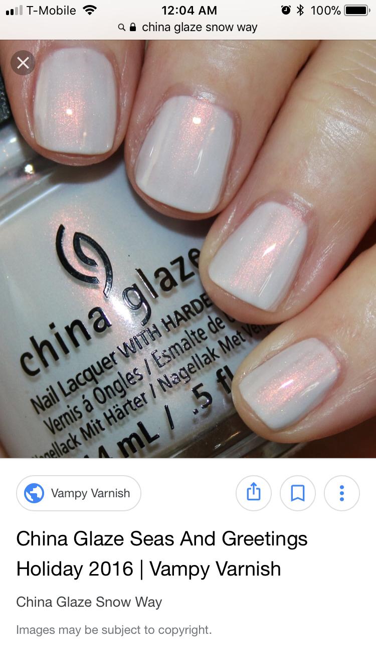 Chinaglaze seasandgreetings nail polish pinterest nails nail