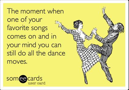 Ecards dancing