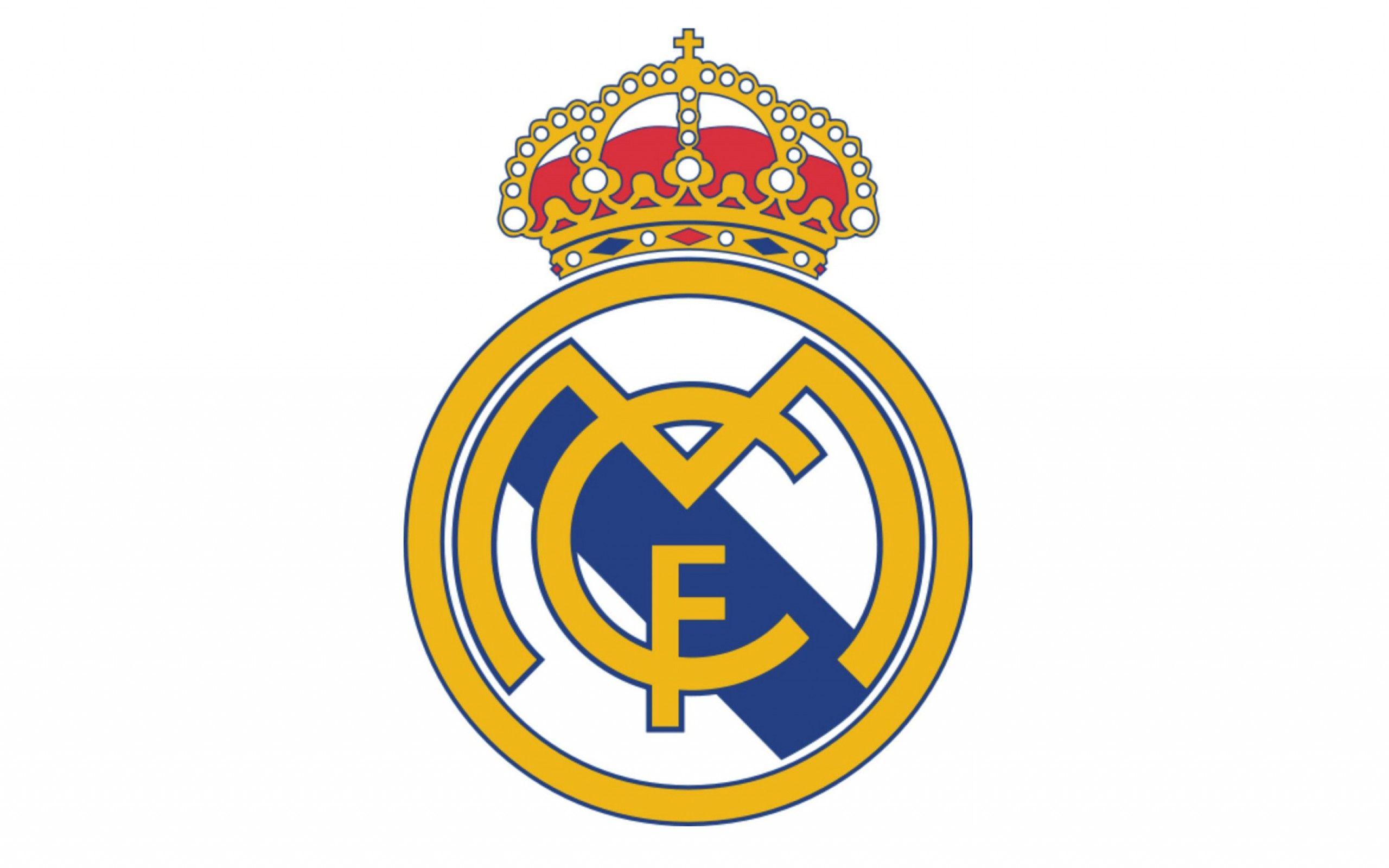 New Logo Real Madrid Wallpaper Hd 26996 Sports 8211 Siayvo Real Madrid Kit Real Madrid Wallpapers Real Madrid Logo