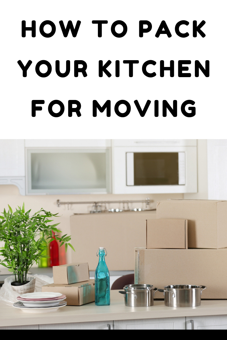 How To Pack Your Kitchen For Moving Guardian Self Storage Pittsburgh Colorado Moving House Tips Moving Supplies Packing To Move