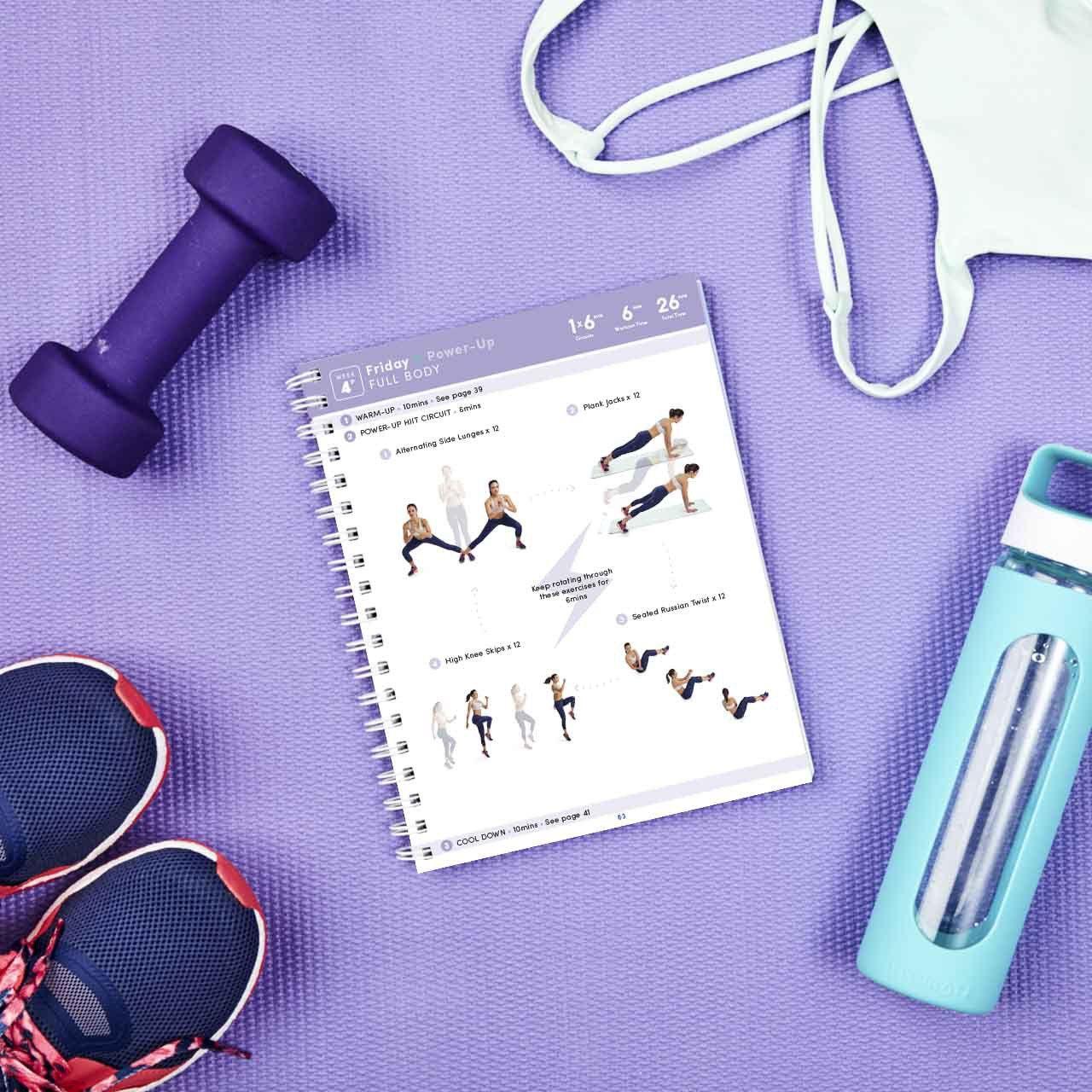 Summer Workout Challenge