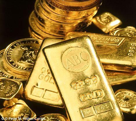 Officials Discovered Box Upon Box Gold Coins And Bars Stowed Away Sama Teig Jpg 468 416 Lingotes De Oro Oro Abundancia