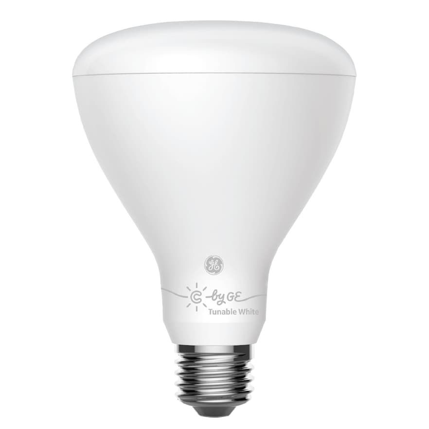 C By Ge Tunable White Br30 Bluetooth Smart Led Light Bulb 4 Pack