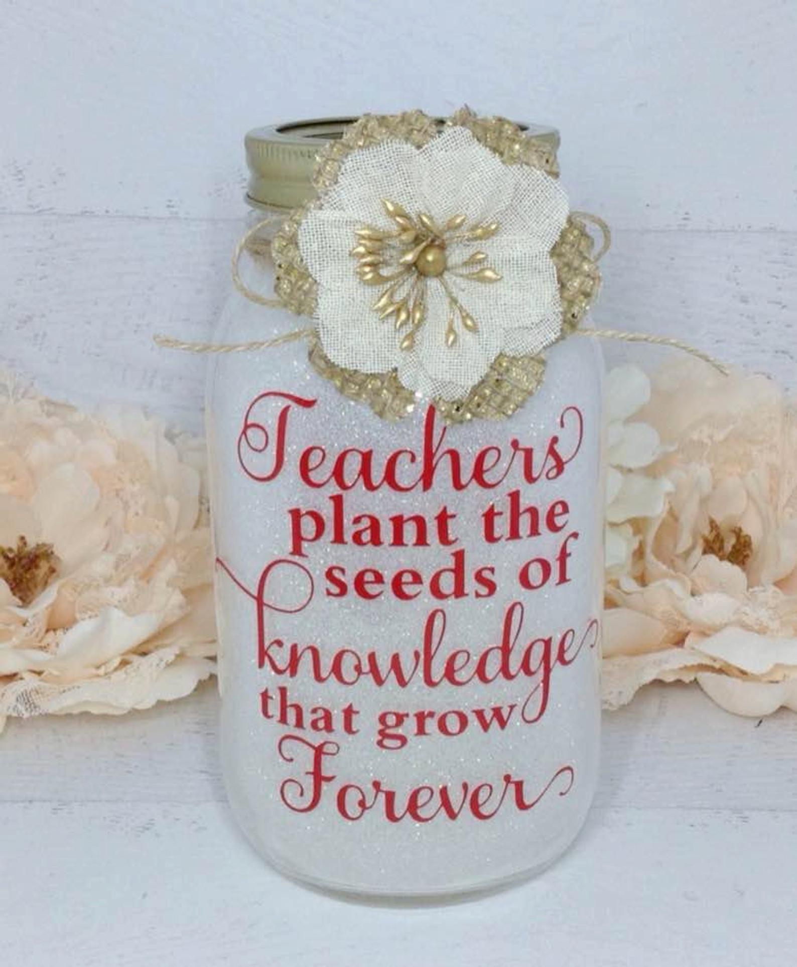 Teacher, Teacher Gift, Teacher Christmas Gift, Nite Light ...