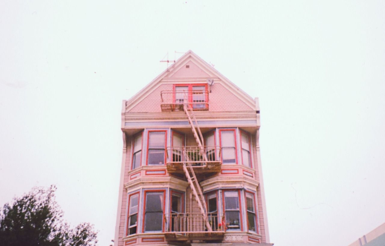 Honey, I Am Honeyed Out | @ Color: Pink | Pinterest | Pink houses ...