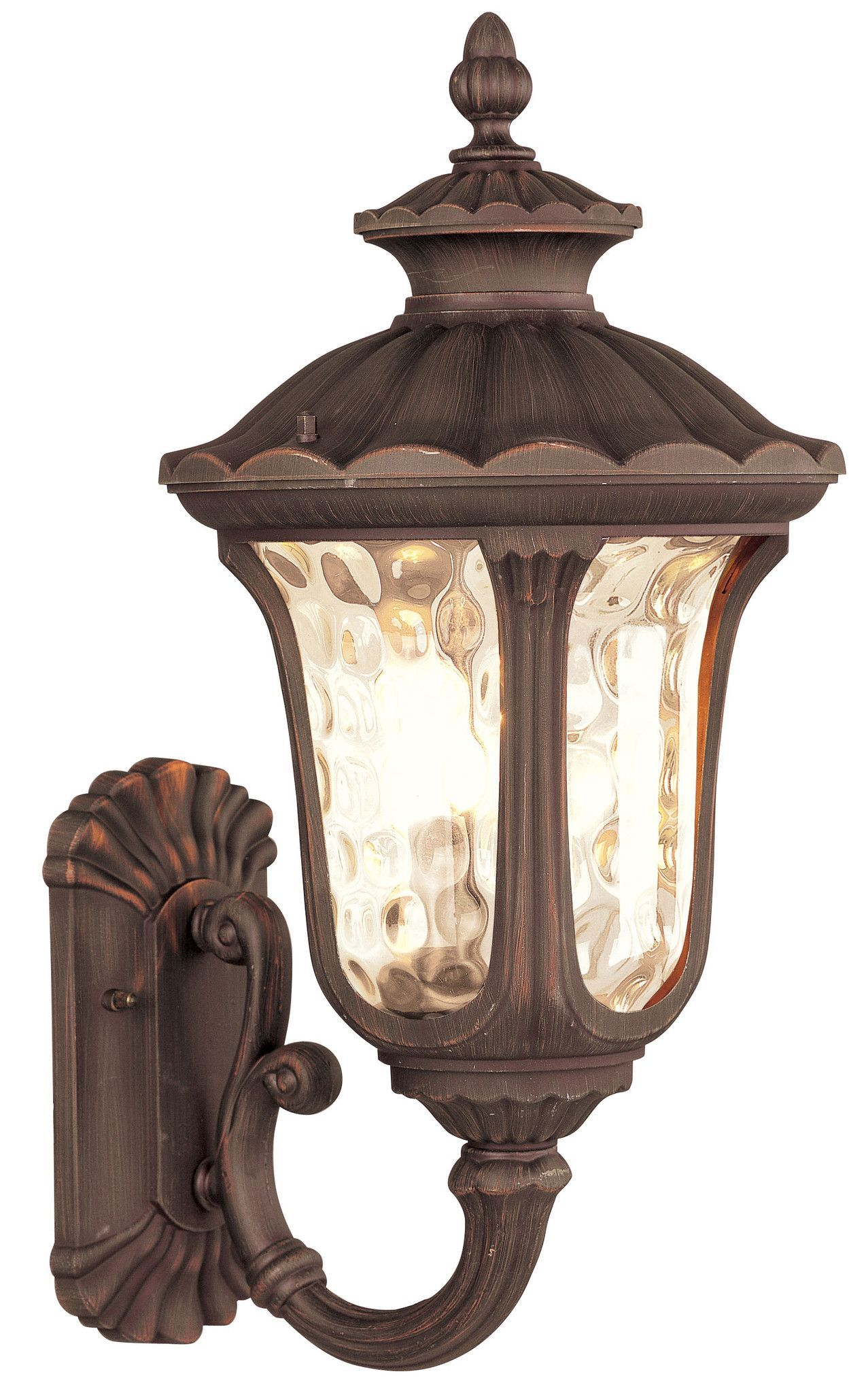 Gorgeous Hybridhaus The Best Of Livex Lighting 7656-58 Oxford Wall Light Imperial
