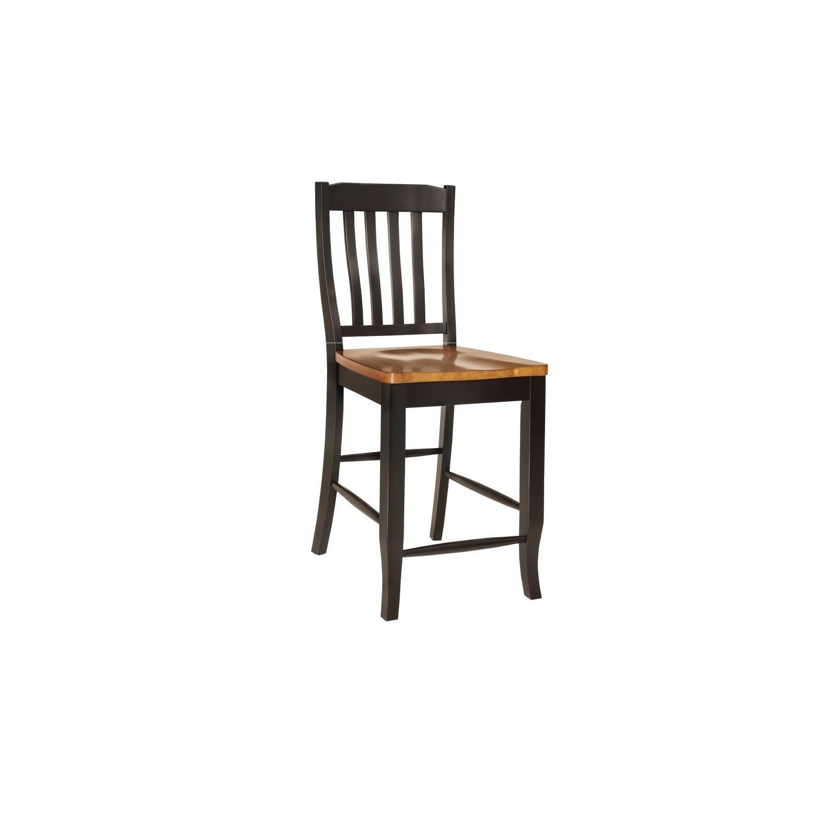 Magnificent Talys Harvest And Black 24 Inch Counter Stool Products In Camellatalisay Diy Chair Ideas Camellatalisaycom