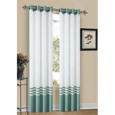 Beachy Curtain
