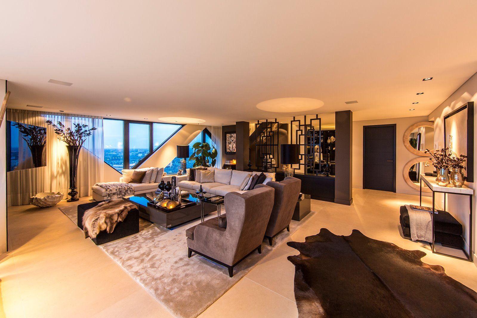 Spectaculair eric kuster penthouse van ca. 330 m² met riant