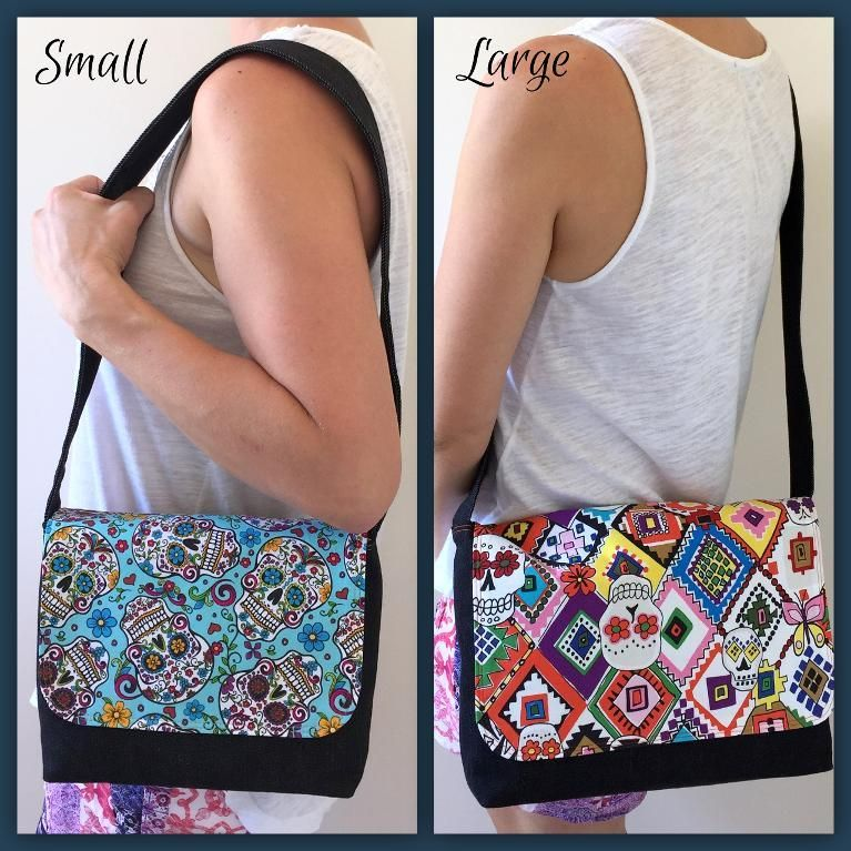 9) Name: \'Sewing : Good-To-Go Messenger Bag Pattern | bags ...