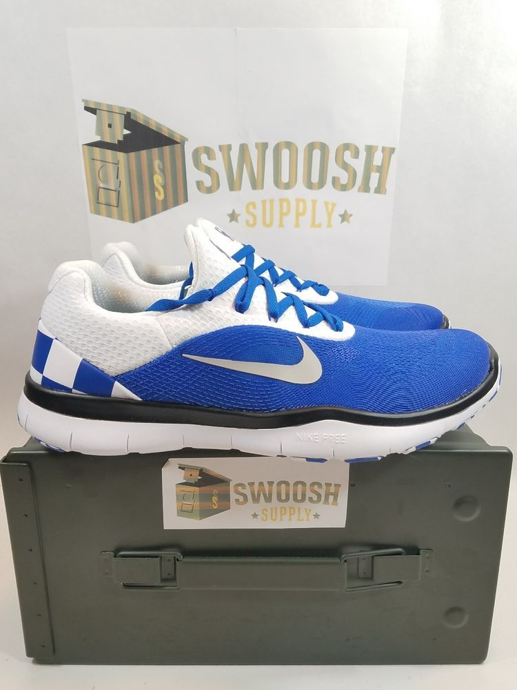 e55ceffcd93f NIKE FREE TRAINER V7 WEEK ZERO Size 15 Kentucky Wildcats AA0881-402 Mens  Shoes  Nike  RunningCrossTraining