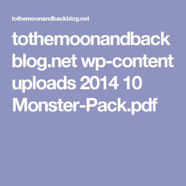 tothemoonandbackblog.net wp-content uploads 2014 10 Monster-Pack.pdf