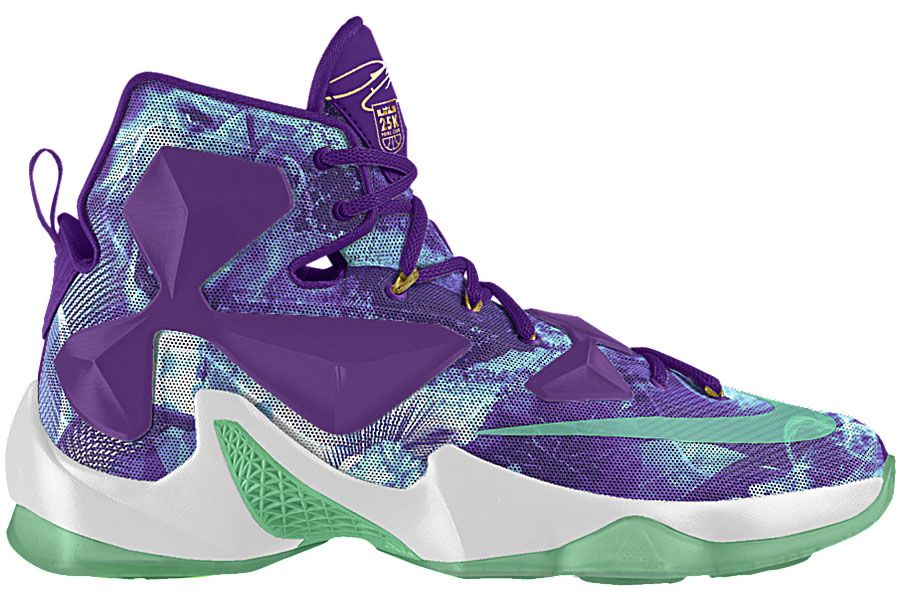 4f525285ce3 ... where can i buy nike lebron 13 25k qs 5 166dc eec35