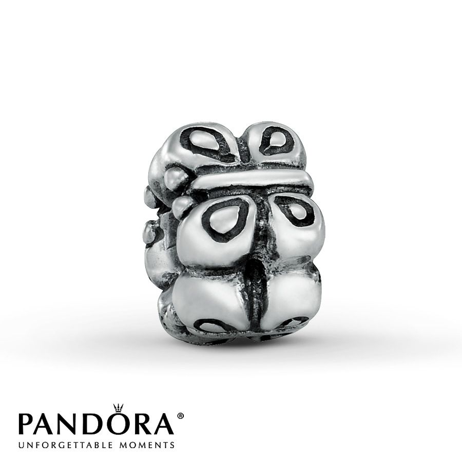 Pandora Charms Jared Galleria Of Jewelry: Pandora Charm Butterfly Sterling Silver