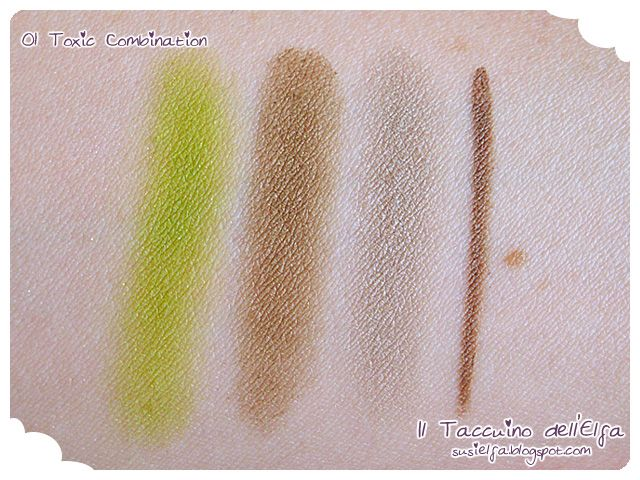 Smokey Eyes Palette LE Revoltaire Catrice