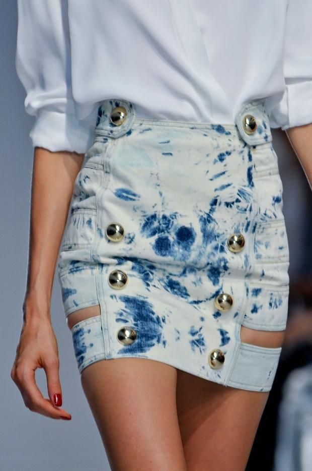 Anthony Vaccarello Details S/S '14