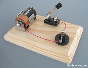 Simple Electric Circuit, Project kit instructions | Education ...