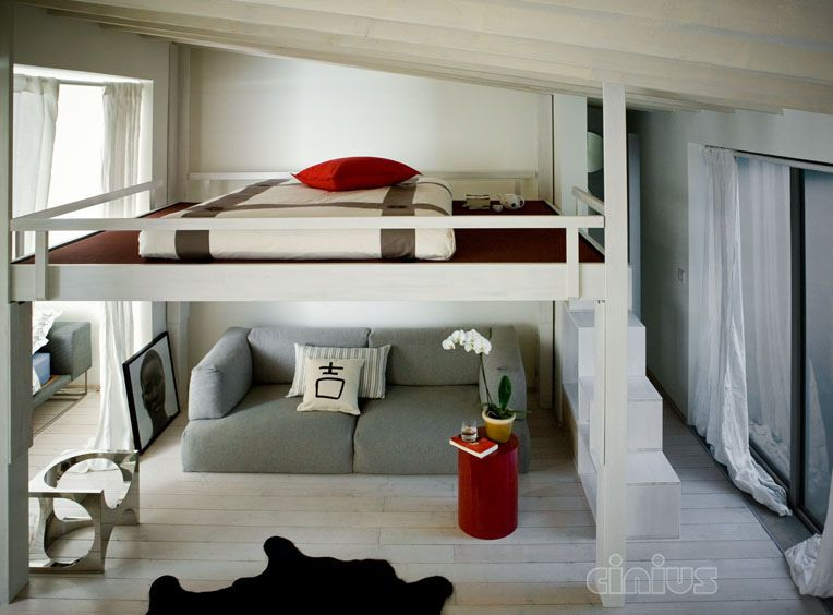 Japanisches wohnzimmer ~ Rising rising im wohnzimmer tiny houses lofts and bedrooms