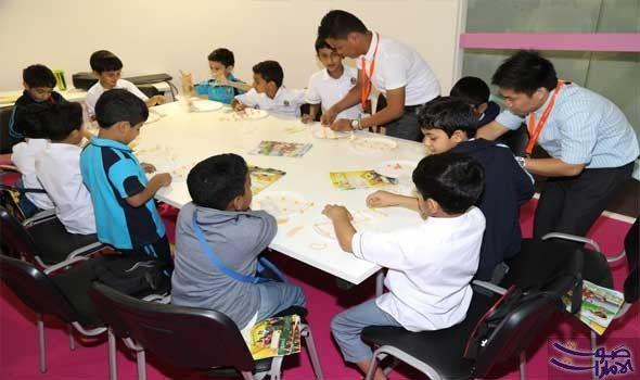 المهندسون الصغار يبتكرون مشاريعهم الفنية تحت عنوان برنامج هندسي فريد من نوعه مصم م لإلهام الأطفال وتشجيعهم