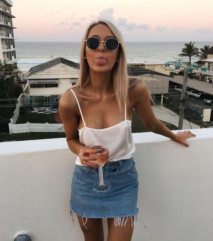 Summer Outfits Pinterest Beach Outfit Ideas Addicfashion