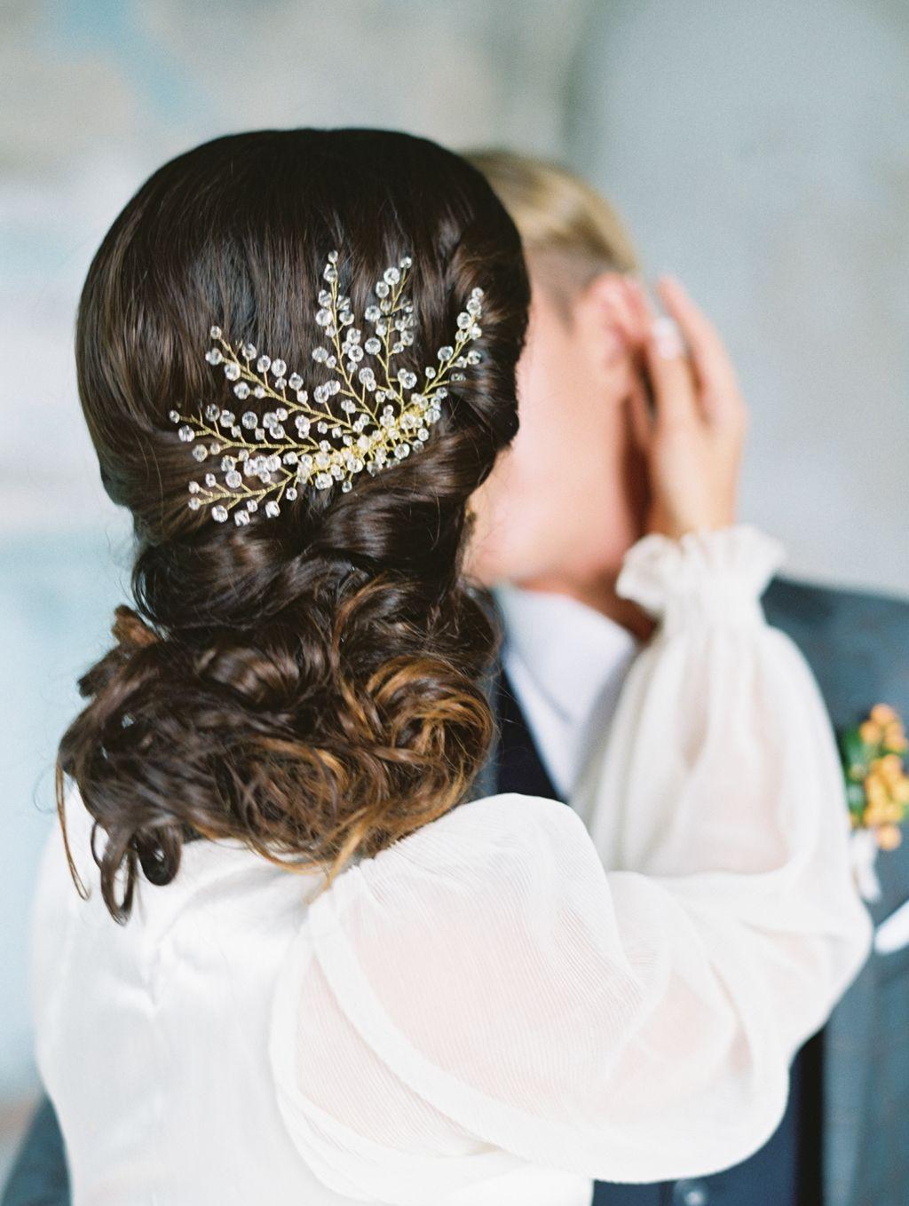 elegant and historic european wedding inspiration via