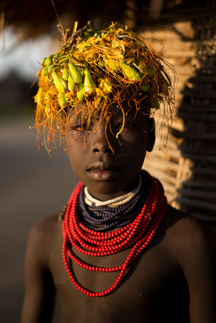 Elegant Portraits Document Tribal Traditions in Ethiopia - My Modern Metropolis