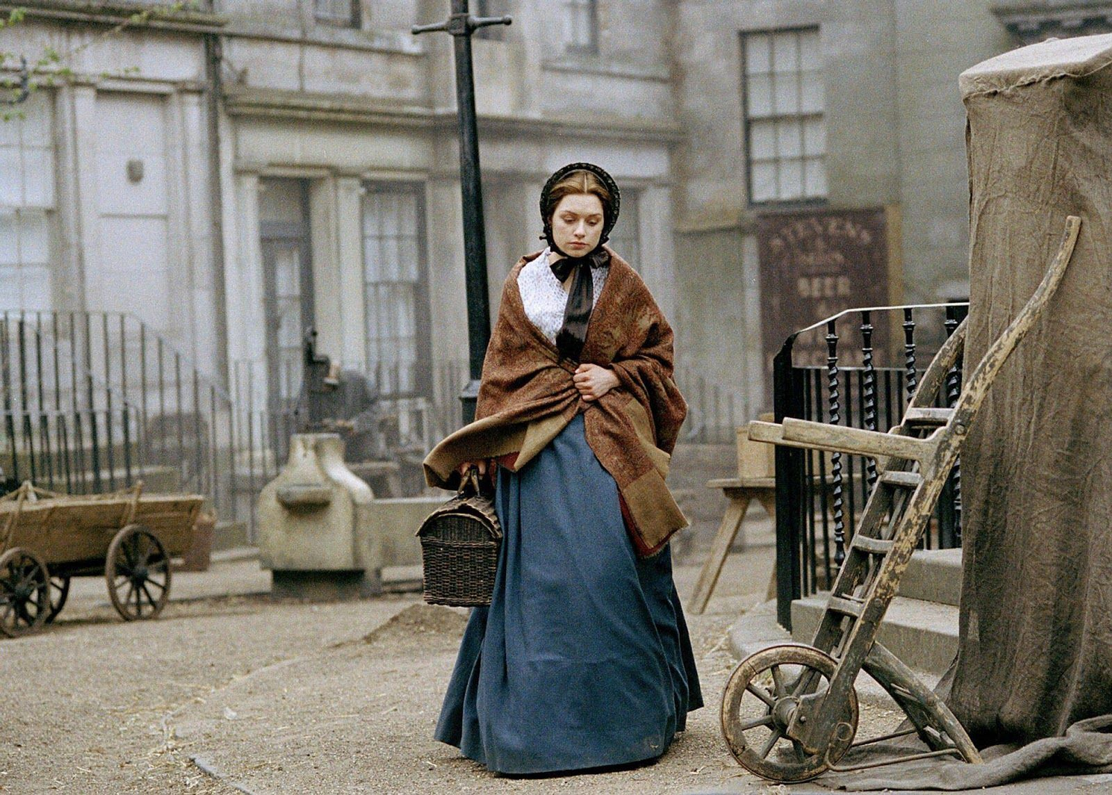 Margaret, North and South, 2004, bbc