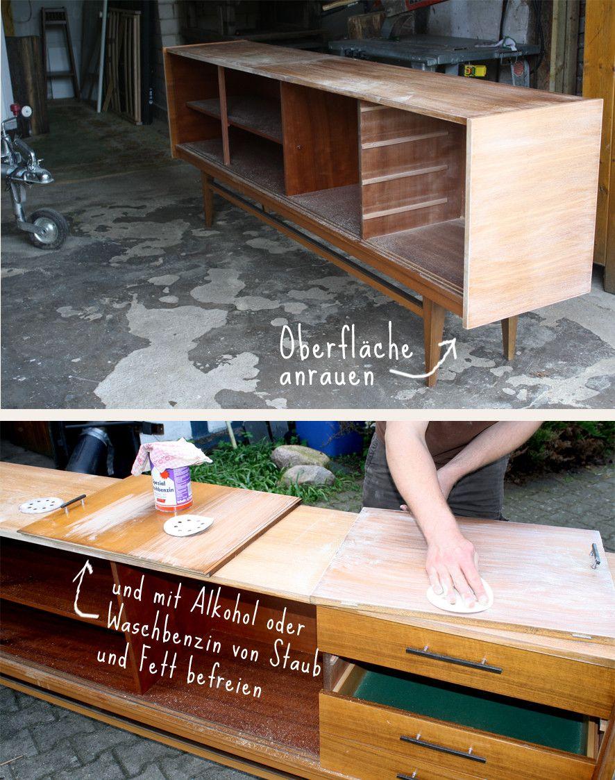 lybstes. sideboard lackieren | diy | pinterest | lackieren, alte