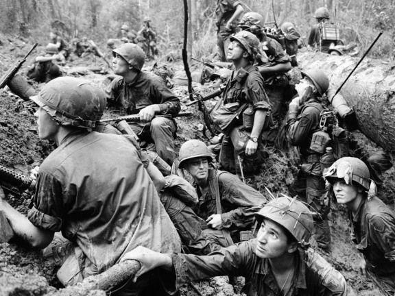 Hamburger Hill 1969 With Images Vietnam War Vietnam