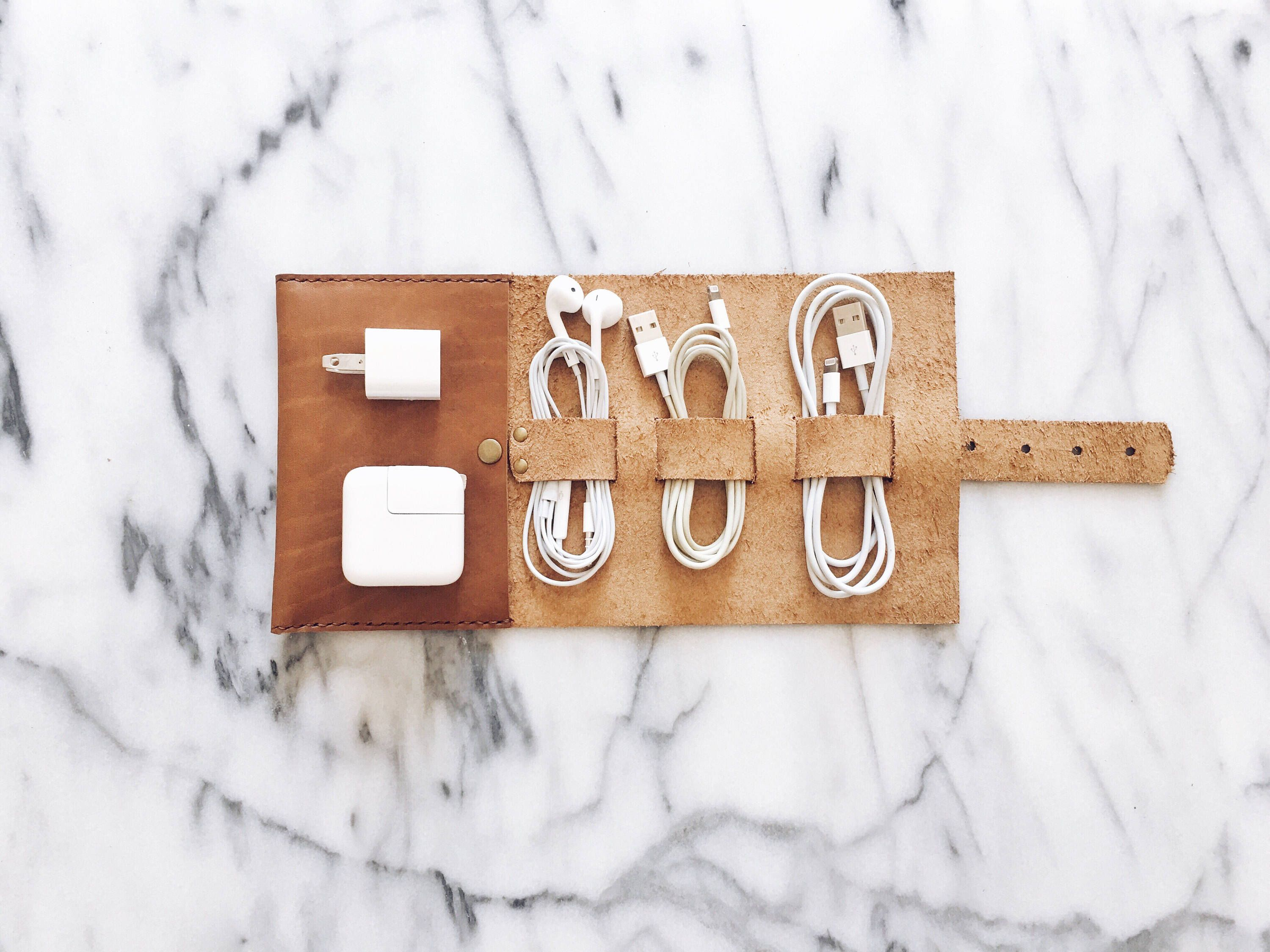 Cord Wrap Cable Organizer Personalized Etsy Iphone
