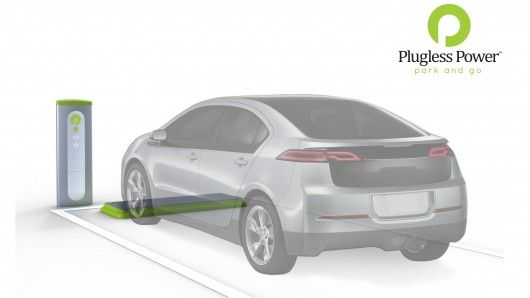 Evatran Has Revealed A Plug Free Solution To Ev Charging Its
