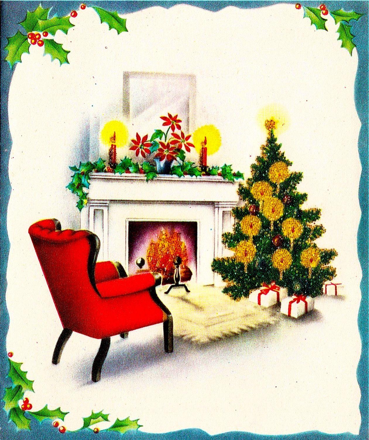 cozy christmas fireside vintage christmas pinterest cozy