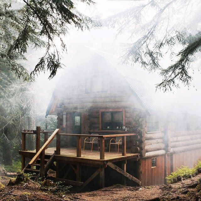 whiskandwhittle: Source IG @andreadabene | cabin: home in the ...