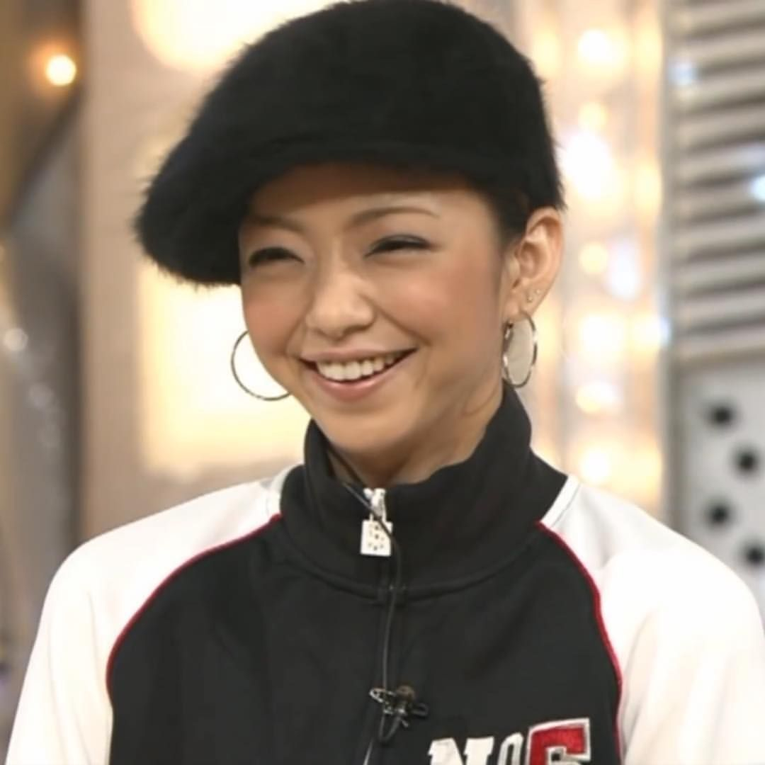 Aika 黒人 顔小さい😭😭💕 #namieamuro #amuronamie #安室奈美恵 #安室