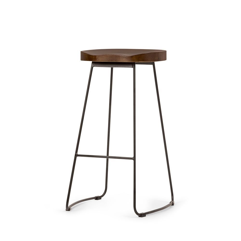 Fine Elm Barstool Dark In 2019 Apartment Ideas Bar Stools Onthecornerstone Fun Painted Chair Ideas Images Onthecornerstoneorg
