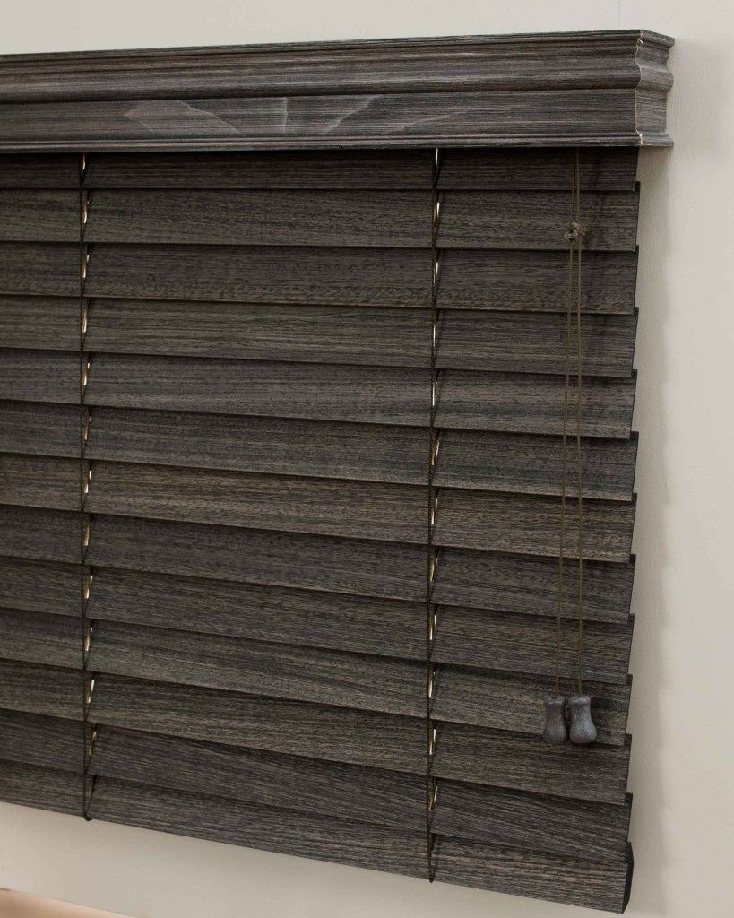 Vintage Wood For Your Windows Architectural Wood Blinds From
