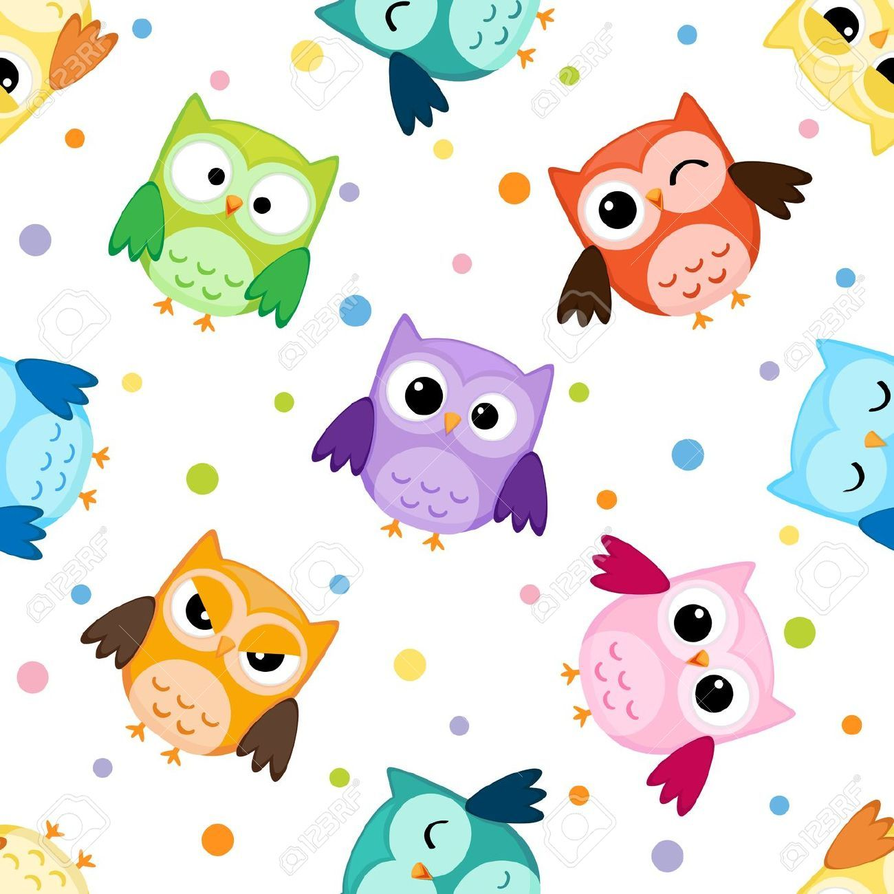 11597407 seamless pattern with colorful owls stock vector owl 11597407 seamless pattern with colorful owls stock vector voltagebd Gallery