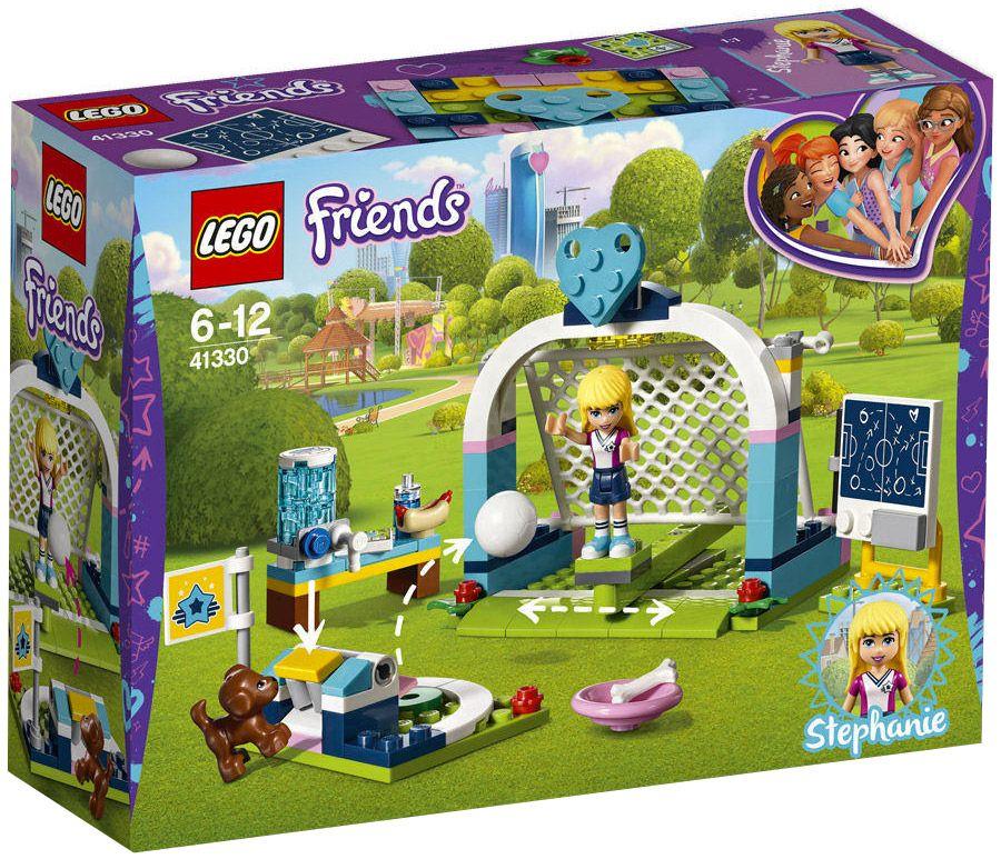 Lego 41330 Friends Stephanies Soccer Pratique