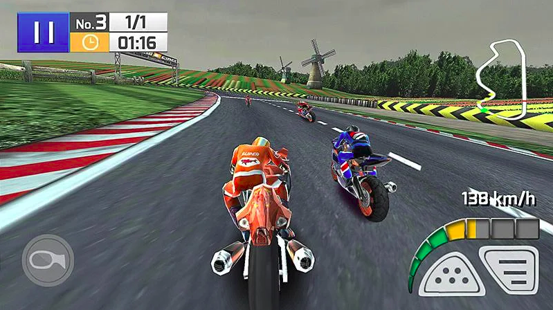 Real Bike Racing Mod Unlimited Money Free For Android Racing