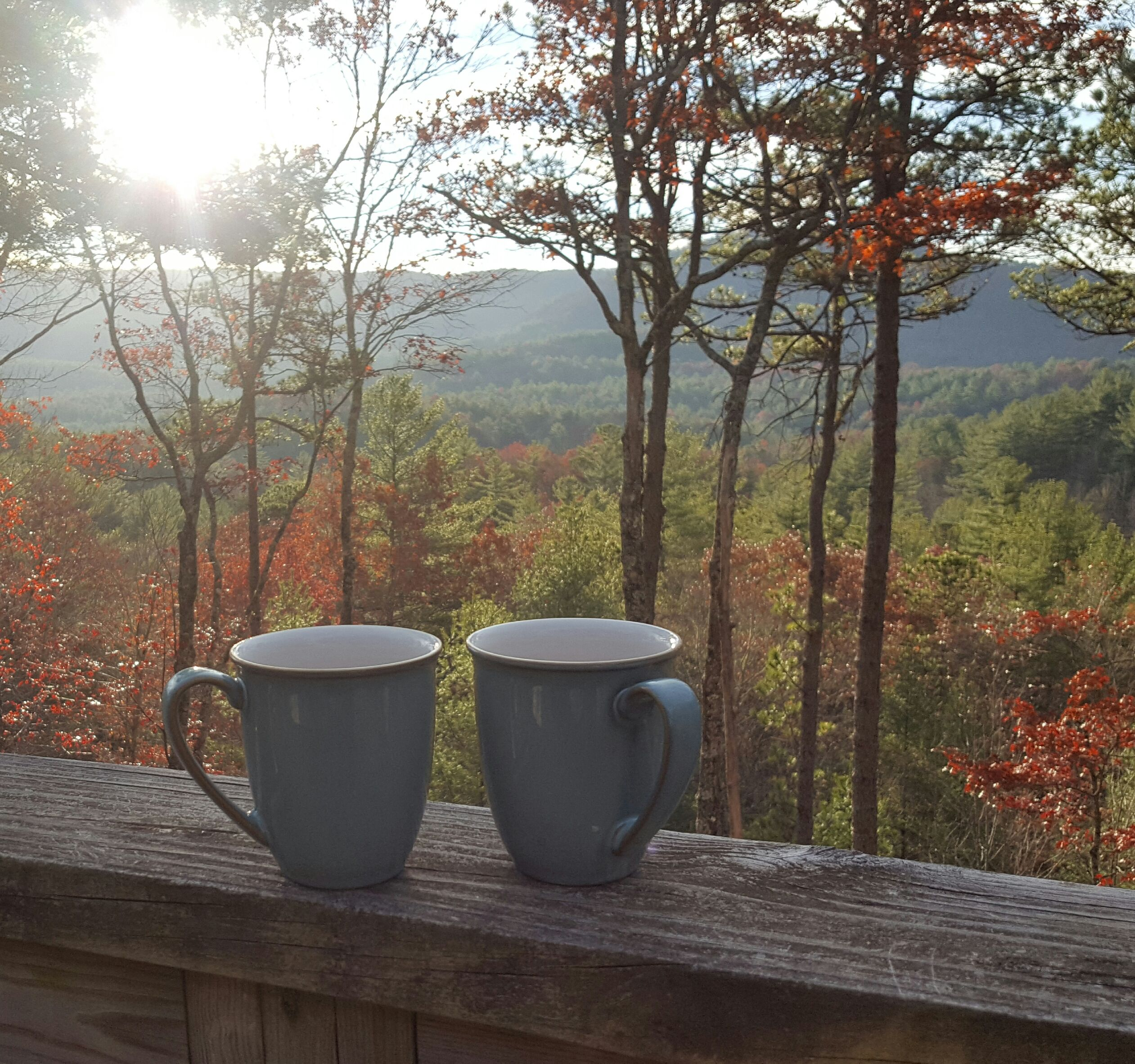 Morning coffee on the mountain | Autumn coffee, Fall coffee drinks, Best  coffee mugs